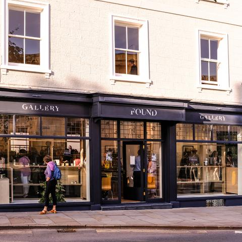 Image of Found Gallery in Brecon